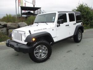 2017 Jeep WRANGLER RUBICON UNLIMITED (CLEAR OUT PRICE OF $42777!