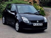 Suzuki swift gl 5 door 59000 genuine miles full service history full mot one owner