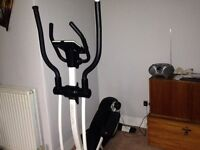 EXCELLENT CONDITION CROSS TRAINER, collection only