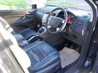 FORD KUGA 2.0 TITANIUM TDCI 2WD 5d 134 BHP (black) 2009