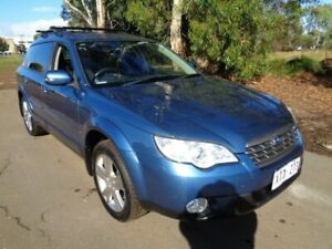 2008 Subaru Outback Blue Manual Wagon Mile End South West Torrens Area Preview