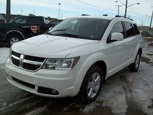 2010 Dodge Journey SXT/AUTO/NAVI/SUNROOF Edmonton Edmonton Area image 3