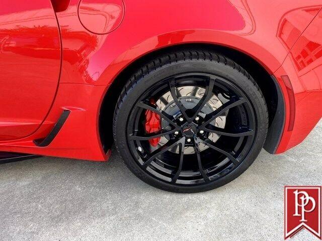 2019 Red Chevrolet Corvette Grand Sport 2LT | C7 Corvette Photo 6