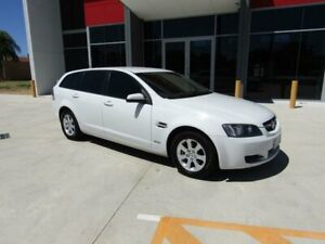 2010 HOLDEN COMMODORE SPORTSWAGON LOW KMS FINANCE FROM $47 P/W T.A.P. Victoria Park Victoria Park Area Preview