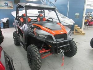 2017 POLARIS GENERAL 1000 DELUXE EPS
