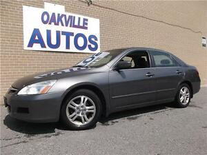 2006 Honda Accord EXL Leather Roof  148k KM