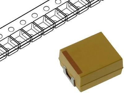 Avx Tpsv337m010r Tantalum Capacitor 330uf 10v 20 Smd New Qty.10