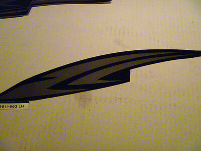 NEW OEM ARCTIC CAT SNOWMOBILE DECAL PART # 6611-663