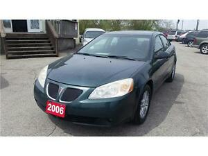 2006 Pontiac G6 Base V6 - 4 Speed Automatic - V6