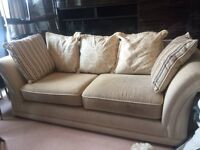 Settees (2) and chairs (2)