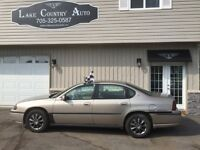 2001 Chevrolet Impala-REDUCED!