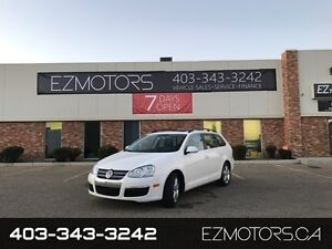 2009 Volkswagen Jetta Wagon Highline=LOW KMS=PANORAMIC SUNROOF