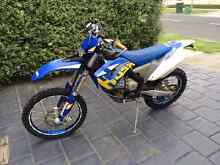 2011 husaberg 390 Ferntree Gully Knox Area Preview