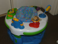 Baby Leap Frog Learn to groove activity station