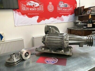 Pre War MMM MG Side-Mounted Marshall Supercharger Kit, Suitable For P-Type Etc