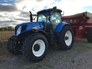2009 New Holland T7030 Tractor