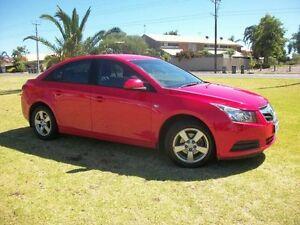 2010 Holden Cruze JG CD 5 Speed Manual Sedan Alberton Port Adelaide Area Preview