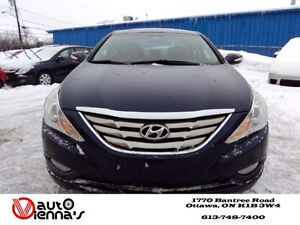 2013 Hyundai Sonata Limited 4dr Sedan