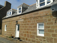 3 bed house newly refurbished and decorated with stunning sea views £750 per month
