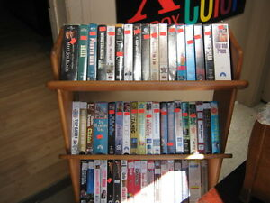 VHS TAPES , 8 TRACK TAPES, CASSETTES & LPS. Peterborough Peterborough Area image 5