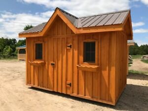 Best Quality Sheds and Buildings direct from the manufacturer.