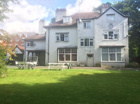 Two Bedrooms to let in a Nine Bedroom House January 16 - June 17