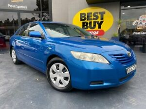 2007 Toyota Camry ACV40R Altise Blue 5 Speed Automatic Sedan Campbelltown Campbelltown Area Preview