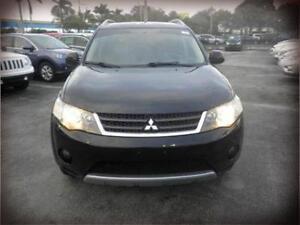 2008 Mitsubishi Outlander LS