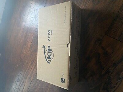 Kip 7170 Genuine Oem Toner Black One 1 X 400g Cartridge