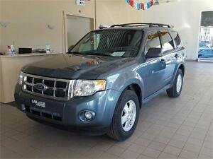 2010 Ford Escape XLT 100,000 KM CERIFIE (GARANTIE 1 ANS INCLUS)