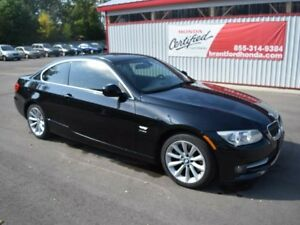 2013 BMW 335 i xDrive 2dr All-wheel Drive Coupe