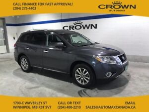 2013 Nissan Pathfinder SV AWD with FACTORY REMOTE START!  7 PASS