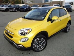 2017 FIAT 500 X Trekking (ORIGINAL MSRP $34875, NOW JUST $19977!