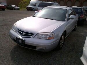 2001 acura 3.2 cls