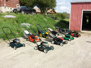 Lawn mowers London Ontario image 2