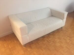 DIVAN / SOFA / COUCH you can change the color IKEA KLIPPAN