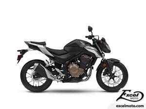 2016 Honda CB500FAG