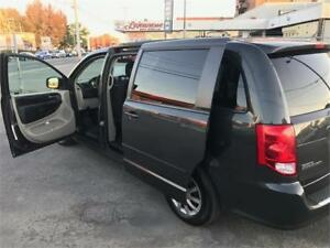 DODGE GRAND CARAVAN 2012, 7 PASSAGERS , CAMERA RECUL , DVD