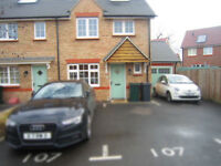 Modern 3 Bedroom Semi Deatached House With Garage.