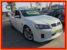 2010 Holden Commodore VE MY10 SV6 White 6 Speed Auto Sports Mode Sedan North Parramatta Parramatta Area Preview