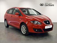 2010 SEAT ALTEA XL DIESEL ESTATE