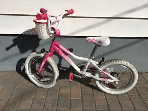 "16"" Girl's Bicycle - Giant"