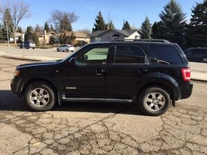2008 Ford Escape Limited SUV, Crossover
