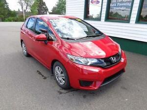 2016 Honda Fit LX for only $135 bi-weekly all in! Only 1075kms!