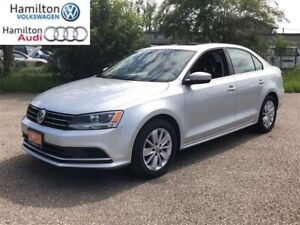 2015 Volkswagen Jetta Sedan Trendline SUNROOF ALLOYS