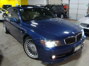 "2007 BMW 7 Series ALPINA B7 """"NAVIGATION""""ONLY 86K""""PRISTINE !"