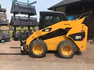 CAT 262 C SKid Steer
