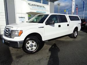 2012 Ford F-150 XLT 4x4 Crew 6.5 Ft. Box w/ Canopy