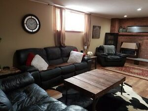 4 bd home with garage and large master w/ensuite
