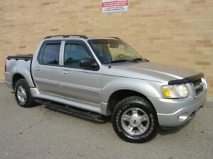 2004 Ford Explorer Sport Trac XLT 4X4. Automatic! P.Sunroof!